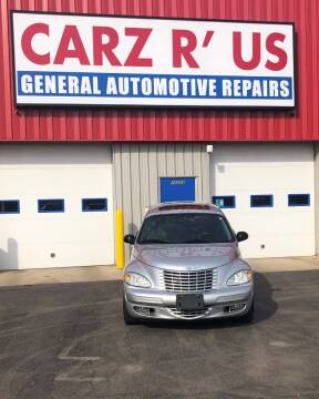 2004 Chrysler PT Cruiser for sale at Carz R Us in Machesney Park IL