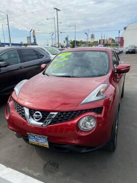 2017 Nissan JUKE for sale at LA PLAYITA AUTO SALES INC - 3271 E. Firestone Blvd Lot in South Gate CA