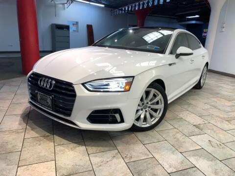 2018 Audi A5 Sportback for sale at EUROPEAN AUTO EXPO in Lodi NJ