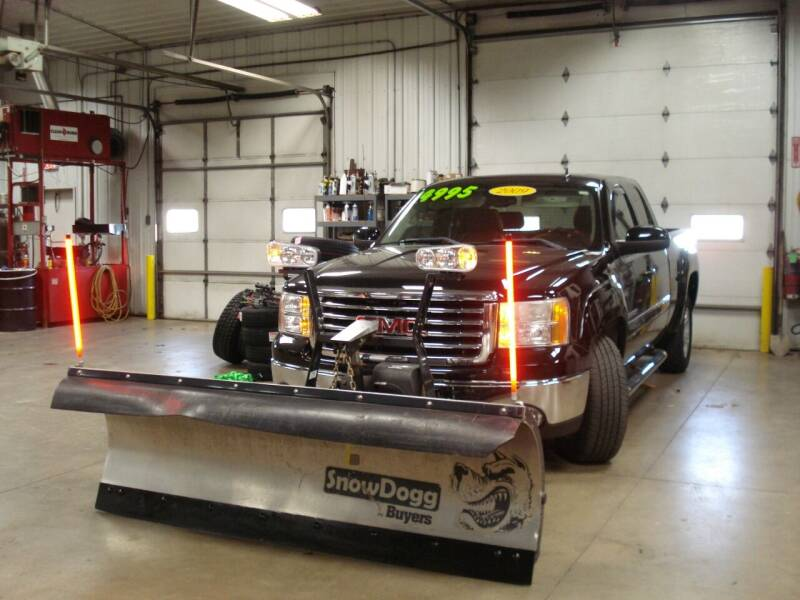 2009 GMC Sierra 1500 for sale at Fox River Auto Sales in Princeton WI