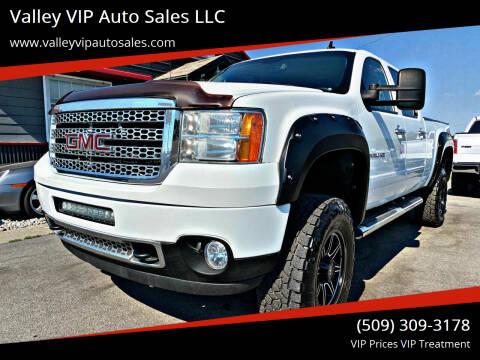 2011 GMC Sierra 3500HD for sale at Valley VIP Auto Sales LLC in Spokane Valley WA