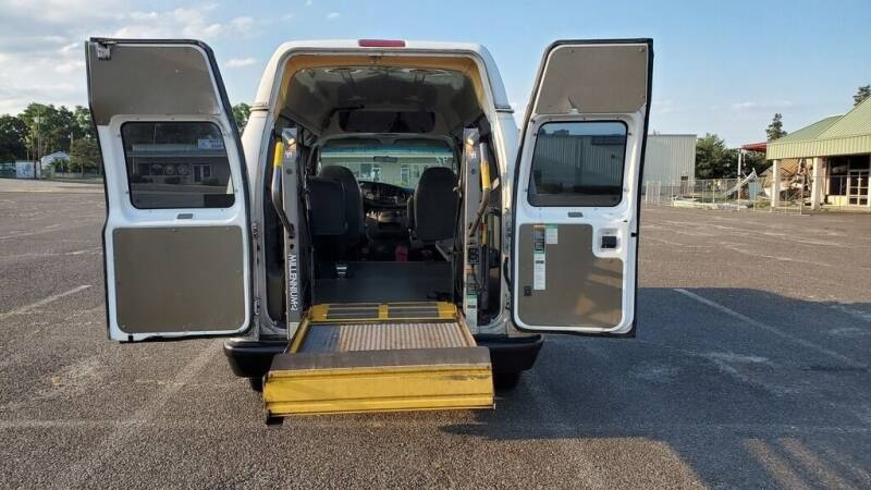 2008 Ford E-Series Cargo for sale at BT Mobility LLC in Wrightstown NJ