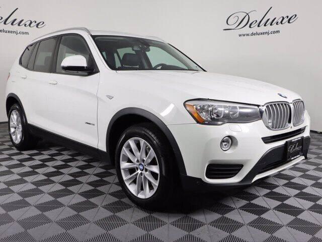 2017 BMW X3 for sale at DeluxeNJ.com in Linden NJ
