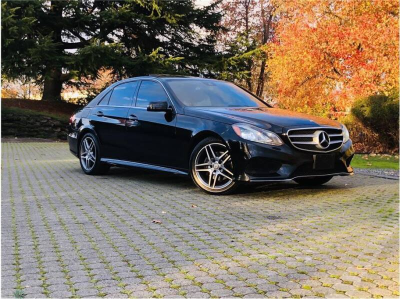 2015 Mercedes-Benz E-Class for sale at Klean Carz in Seattle WA