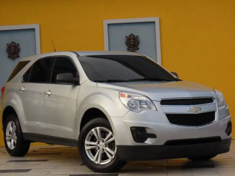2013 Chevrolet Equinox for sale at Paradise Motor Sports LLC in Lexington KY