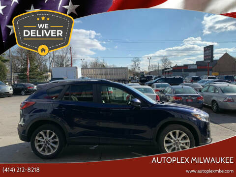 2014 Mazda CX-5 for sale at Autoplex 2 in Milwaukee WI