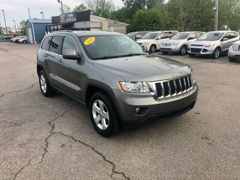 2011 Jeep Grand Cherokee for sale at LexTown Motors in Lexington KY