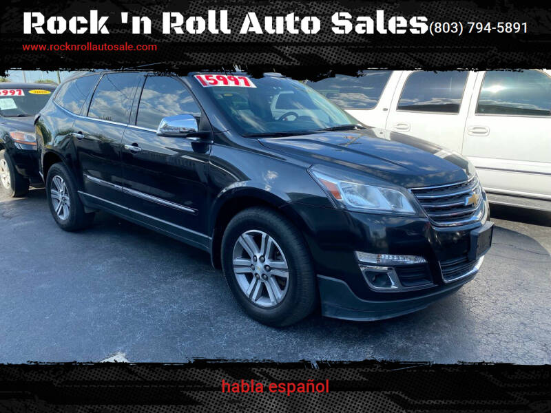 2015 Chevrolet Traverse for sale at Rock 'n Roll Auto Sales in West Columbia SC