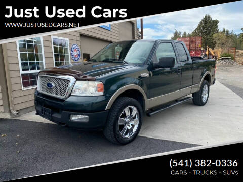 2004 Ford F-150 for sale at Just Used Cars in Bend OR
