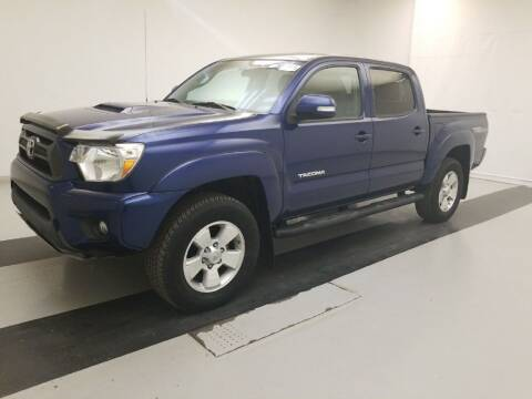 2014 Toyota Tacoma for sale at SHAFER AUTO GROUP in Columbus OH