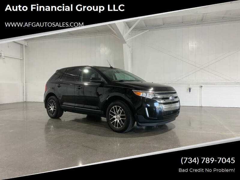 2012 Ford Edge for sale at Auto Financial Group LLC in Flat Rock MI