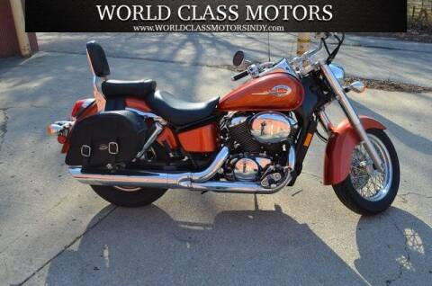 2003 Honda n/a for sale at World Class Motors LLC in Noblesville IN