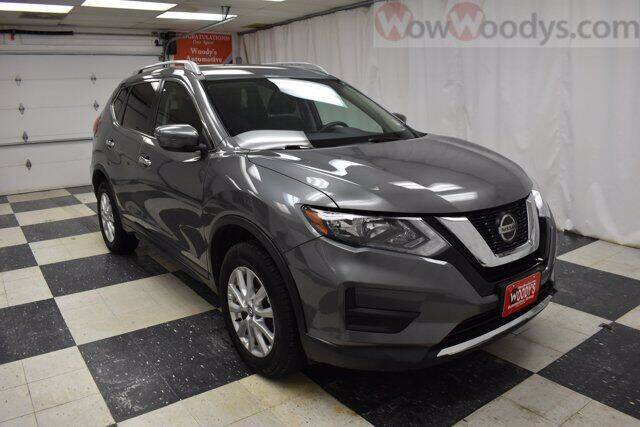 2018 Nissan Rogue AWD SV 4dr Crossover - Chillicothe MO