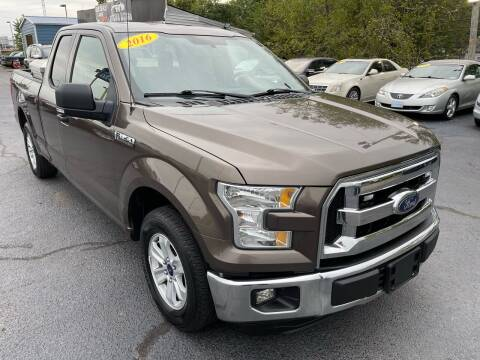 2016 Ford F-150 for sale at LexTown Motors in Lexington KY