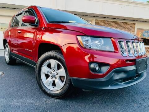 2014 Jeep Compass for sale at North Georgia Auto Brokers in Snellville GA