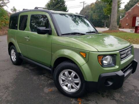 2008 Honda Element for sale at McAdenville Motors in Gastonia NC