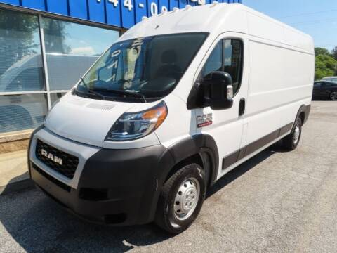 2020 RAM ProMaster Cargo for sale at Southern Auto Solutions - 1st Choice Autos in Marietta GA