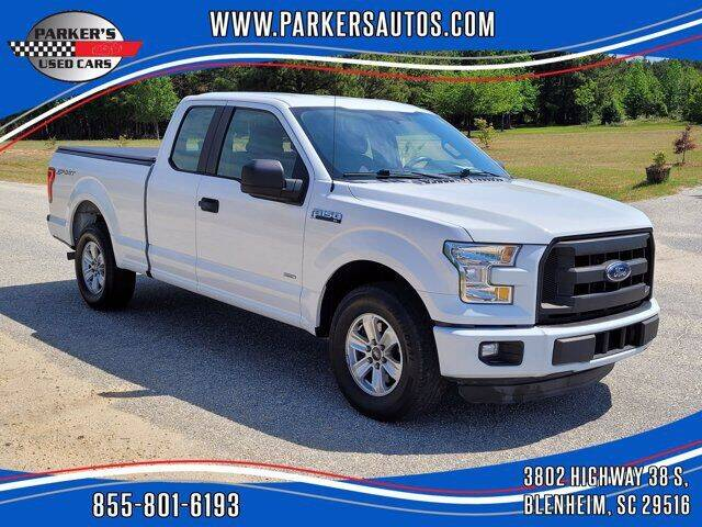 2015 Ford F-150 for sale at Parker's Used Cars in Blenheim SC
