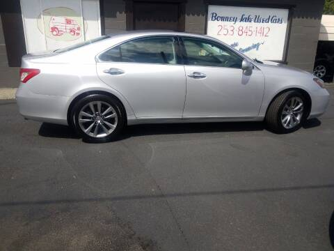 2009 Lexus ES 350 for sale at Bonney Lake Used Cars in Puyallup WA