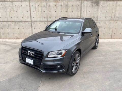 2016 Audi SQ5 for sale at Stephen Wade Pre-Owned Supercenter in Saint George UT