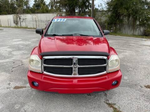 2006 Dodge Durango for sale at Louie's Auto Sales in Leesburg FL