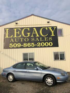 1998 Ford Taurus for sale at Legacy Auto Sales in Toppenish WA