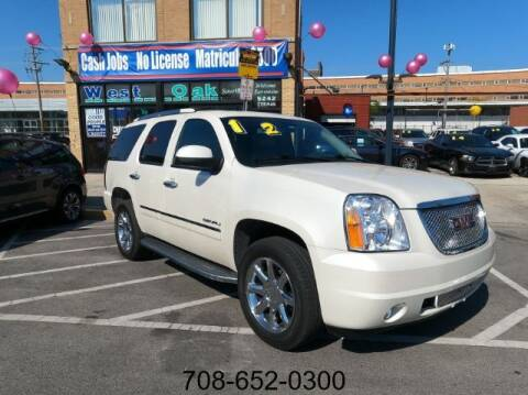 2012 GMC Yukon for sale at West Oak in Chicago IL