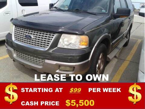 2003 Ford Expedition for sale at Auto Mart USA in Kansas City MO