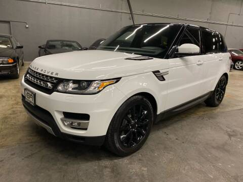 2016 Land Rover Range Rover Sport for sale at EA Motorgroup in Austin TX