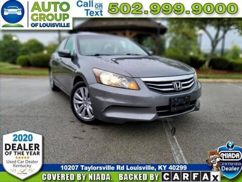 2012 Honda Accord for sale at Auto Group of Louisville in Louisville KY