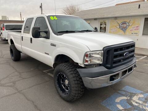 2006 Ford F-350 Super Duty for sale at Robert Judd Auto Sales in Washington UT