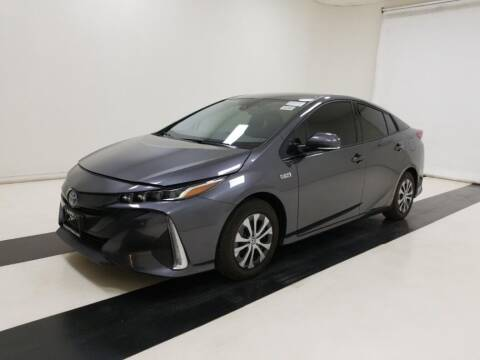 2020 Toyota Prius Prime for sale at A.I. Monroe Auto Sales in Bountiful UT