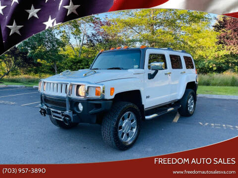 2007 HUMMER H3 for sale at Freedom Auto Sales in Chantilly VA