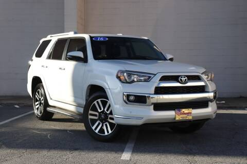 2016 Toyota 4Runner for sale at El Compadre Trucks in Doraville GA