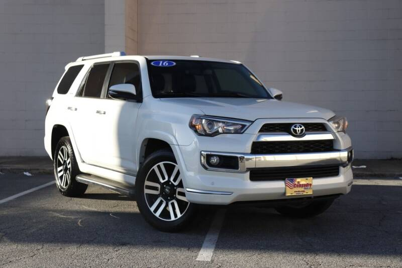 2016 Toyota 4Runner for sale at El Compadre Trucks in Doraville GA