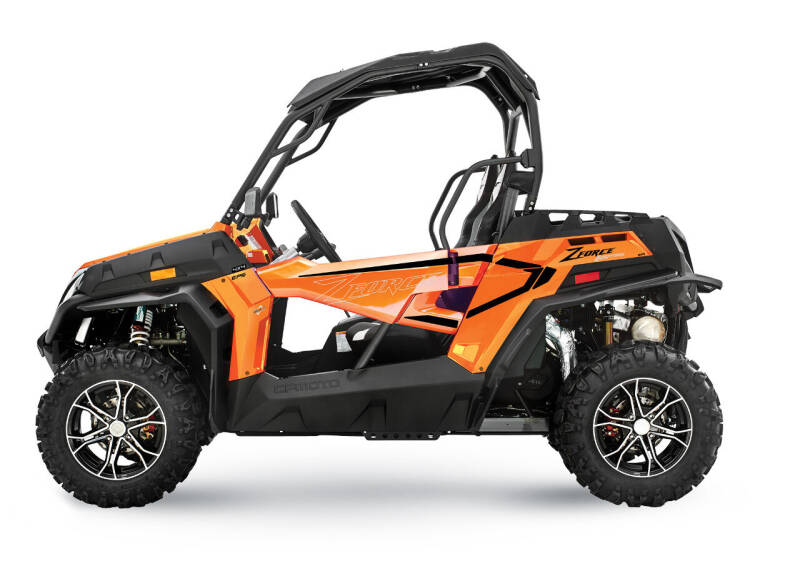 2021 CF Moto Z800 Trail for sale at Power Edge Motorsports- Millers Economy Auto in Redmond OR