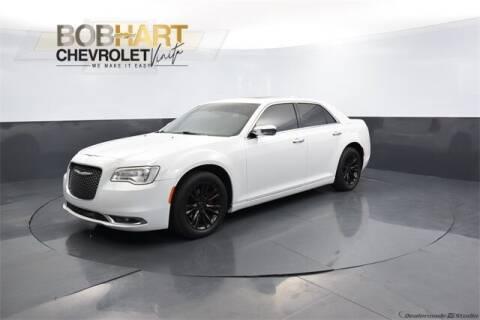 2016 Chrysler 300 for sale at BOB HART CHEVROLET in Vinita OK
