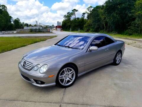 2005 Mercedes-Benz CL-Class for sale at Precision Auto Source in Jacksonville FL