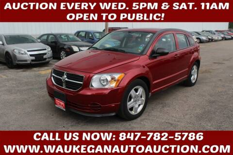 2009 Dodge Caliber for sale at Waukegan Auto Auction in Waukegan IL