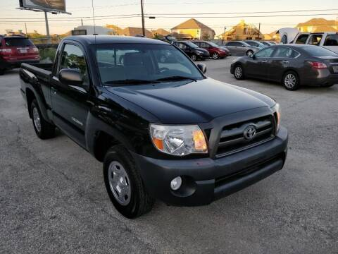 2010 Toyota Tacoma for sale at PREMIER MOTORS OF PEARLAND in Pearland TX