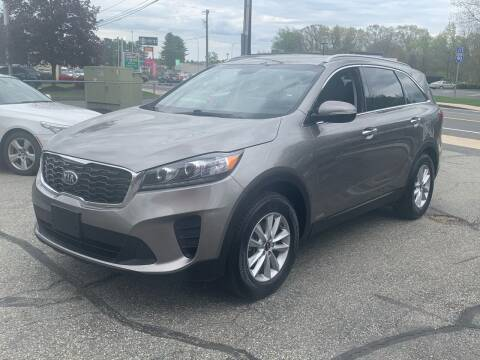 2019 Kia Sorento for sale at Ludlow Auto Sales in Ludlow MA