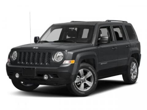 2017 Jeep Patriot for sale at JEFF HAAS MAZDA in Houston TX