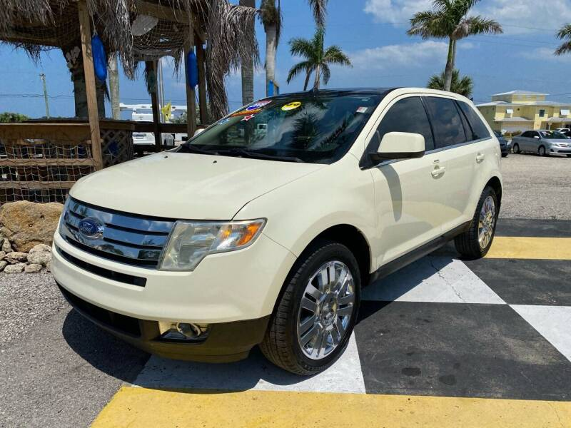 2008 Ford Edge for sale at D&S Auto Sales, Inc in Melbourne FL