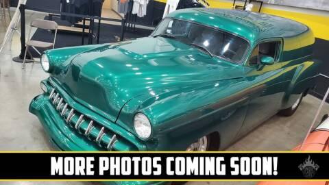 1954 Chevrolet Sedan Delivery for sale at UNIQUE SPECIALTY & CLASSICS in Mankato MN