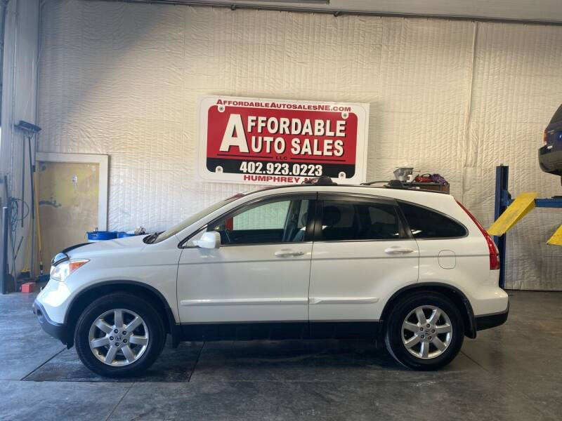 2008 Honda CR-V for sale at Affordable Auto Sales in Humphrey NE