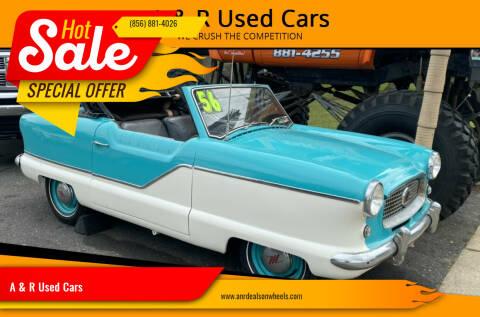 1956 Nash Metropolitan for sale at A & R Used Cars in Clayton NJ