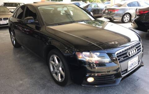 2009 Audi A4 for sale at Sac River Auto in Davis CA