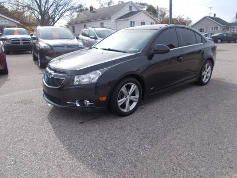 2012 Chevrolet Cruze for sale at Jenison Auto Sales in Jenison MI