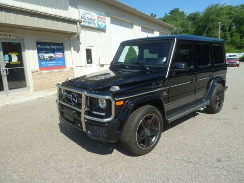 2016 Mercedes-Benz G-Class for sale at Medway Imports in Medway MA