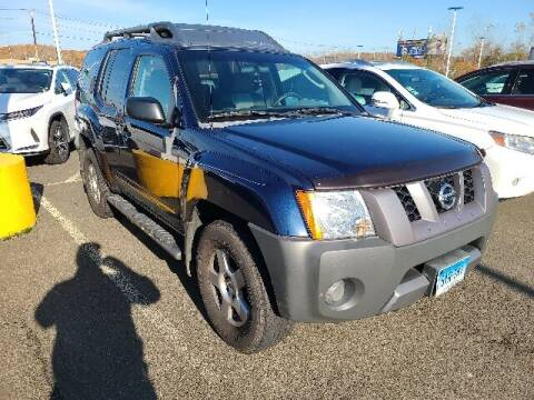 2007 Nissan Xterra for sale at BETTER BUYS AUTO INC in East Windsor CT